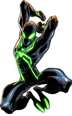 Stealth Suit - Peter Parker