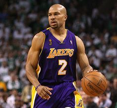 """You have to work hard at things. You have to be disciplined at things, in order to be good at them, to be great at them. So that goes for your professional career, your personal life, your relationships with people and your relationship with God."" -- Derek Fisher"