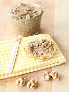 Roasted Walnut Butter | Scarletta Bakes
