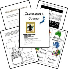 Grandfathers Journey Printables FREE