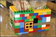 Big K Little G: Surprise Lego Party