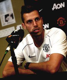 Morgan Schneiderlin Manchester United, The Unit, Man United