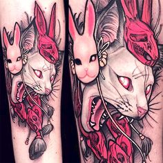 This Is Some Of The Best Animal Tattoo Art You'll Ever See