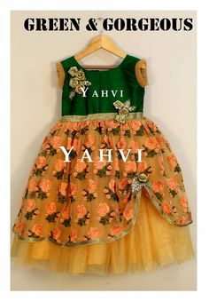 Indian Dresses For Kids, Kids Indian Wear, Kids Ethnic Wear, Wedding Dresses For Kids, Dresses Kids Girl, Girl Outfits, Baby Dresses, Long Frocks For Kids, Skirts For Kids