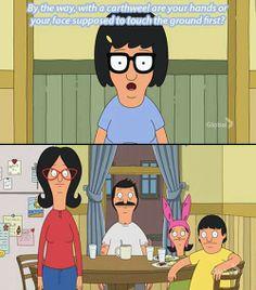 Cartwheelin' Tina