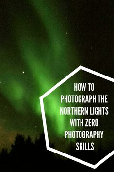 Are you like me when trying to get great photos of anything? Then this may be your number one tip if you're thinking of photographing the Northern Lights and you are an amateur photographer who needs all the help they can get just like me. Iceland Travel, Europe Travel Tips, Travel Advice, Travel Guides, Travel Hacks, Travel Destinations, Usa Travel, Sweden Travel, Travel Checklist