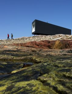 Fogo Island Long Studio / Saunders Architecture