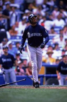 Ken Griffey Jr.~MLB's Top 50 Greatest Living Ballplayer