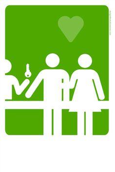 Flyer verde del love hotel hlapaloma.com superlovehotels.com barcelona   raval   eixample   hotel para parejas   habitaciones por horas   love motel   bcn   estudiomerino   sex design   cool sexy   graphic design