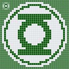 Green Lantern Emblem by Alien-Exile.deviantart.com on @DeviantArt