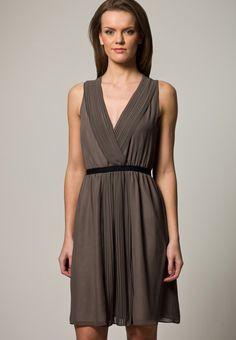 PLEATED MERCEDES - Cocktailkleid / festliches Kleid - slate