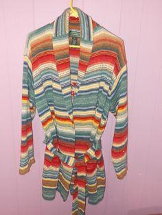 RARE LAUREN Ralph Lauren AZTEC SOUTHWESTERN Women's Wrap Jacket SWEATER SIZE 3X Plus