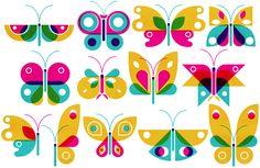 Butterflies for AIYF 2014 - Parko Polo