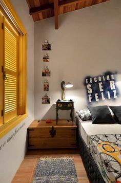 BEACH HOUSE - TRAMANDAÍ/RS: Quartos por Arquitetando ideias