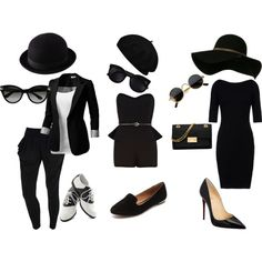 """American Horror Story: Coven"" by alanahburton on Polyvore"