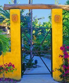 Archway, Sayulita, Nayarit, México ~ Siiiiiiiii:)