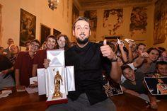 Belinelli riceve il Nettuno d'Oro, Bologna ai suoi piedi