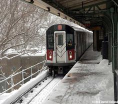 Bronx/Manhattan 6 Train ~ Bronx, New York