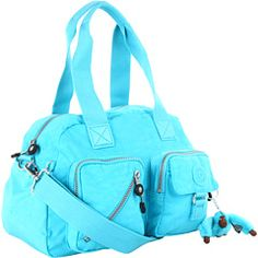 Creative Carryall: Add color and fun to your wardrobe with this adorable purse. Kipling bag