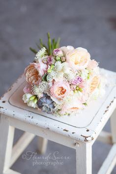 Livraison de fleurs pour la décoration de votre mariage