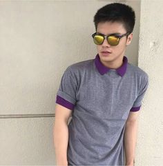 Ronnie Alonte, Idol, Mens Tops, T Shirt, Fashion, Supreme T Shirt, Moda, Tee Shirt, Fashion Styles