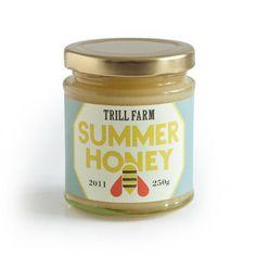 Trill Farm - SUMMER HONEY  http://brysonloxley.co.uk/