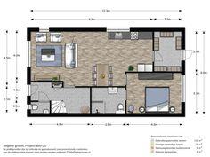 Lancet living een andere kijk op recreatief vastgoed for Grondplannen woningen