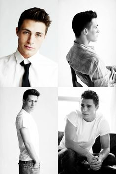 Colton Haynes I think it would be a great cast for Journey! #thegenevaprojectbook