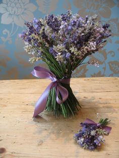 Campbell's Flowers: Lovely, Lovely Lavender - British Seasonal Wedding Flowers