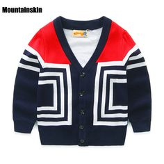 >> Click to Buy << New Sweaters Boys Cardigan Coats Casual Baby Boys Jackets School Autumn Chidlren's Sweater High Quality Kids Warm Coats SC734 #Affiliate