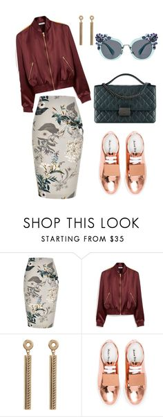 """""""Day1set"""" by natalia-andre-morin on Polyvore featuring мода, River Island, Mulberry, Cole Haan, Acne Studios и Miu Miu"""