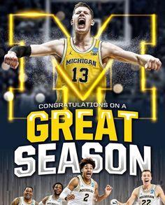 Michigan Go Blue, Dream School, University Of Michigan, Michigan Wolverines, Sport Quotes, College Basketball, Bobby, Detroit, Ohio