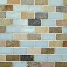 glass and slate tile   recycled glass and slate tile