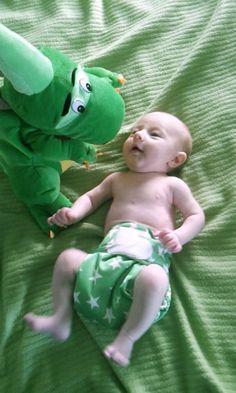 Green Noah #totsbots