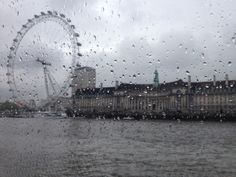 London Eye (London Eye) - Londres, Reino Unido (London, UK) - iPhone 4S & Camera+ Copyright © Juan Hernandez Orea