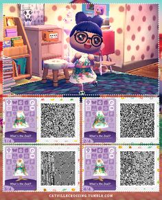 Mayor Ash of Catville!  This is my blog of screenshots and QR codes from ACNL & ACHHD. Feel free to...