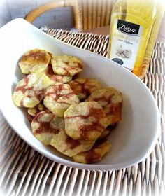 Simi´s Sattmacher- Rezepte und mehr.....: Chips aus der Mikrowelle