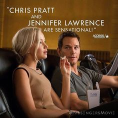 #HappeningTomorrow @passengersmovie -  This friday experience #ChrisPratt and #JenniferLawrences sensational performance in #PassengersMovie - get your tickets tomorrow! #GenesisCinemas  #Genesisexperience  #MovieAlert