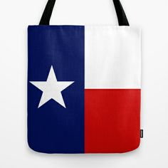 Texas Forever Tote Bag by McGrathDesigns - $22.00