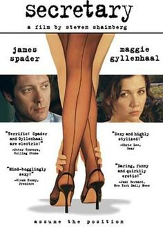 Great indie film starring James Spader and Maggie Gyllenhaal. Unique love story that will take you on a roller coaster ride of emotions. Lots of edgy material, but it's wonderfully done and keeps you wanting more.