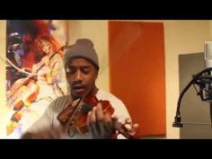 that's right, kids, it's a hip hop violinist... now, who wants music lessons!? Am I Wrong - Nico & Vinz | Damien Escobar Cover - YouTube