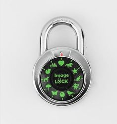 ImageLOCK Combination Lock – Patented Combination Lock with Administra
