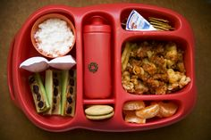 Toddler Lunches on-the-go