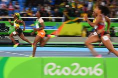 Rio 2016 Olympics Athletics Recap Day 2