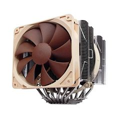 The Noctua This will be my choice for my CPU cooler. If you asked why not get an AIO cooler? AIO cooler is great but I still can't take the risk of it leaking and damage my other hardware. So this beast of an air cooler is my choice. Cooler Reviews, Moto Suzuki, Heat Pipe, Fans For Sale, Gadgets, Radiator Fan, Mount System, Tents, Paintings