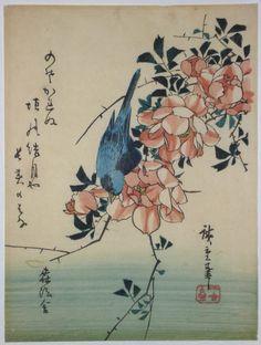 JapanesePrints-London   Flora and Fauna