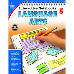 INTERACTIVE NOTEBOOKS GR 5 LANGUAGE