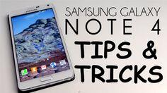Samsung Galaxy Note 4 Tips & Tricks PART 1