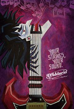 Poster musical D'Addario