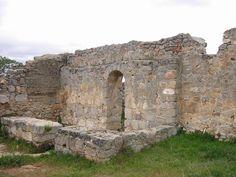 Toledo Iglesia Visigoda de San Pedro de la Mata(Casalgordo)
